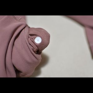 "lululemon athletica Pants - SOLD lululemon red dust align crop 21"" 6 legging"